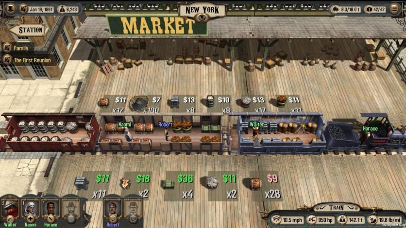 Screenshot 6 - Bounty Train: Trainium Edition