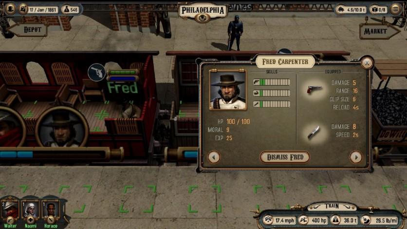 Screenshot 5 - Bounty Train: Trainium Edition