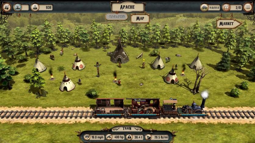 Screenshot 8 - Bounty Train: Trainium Edition