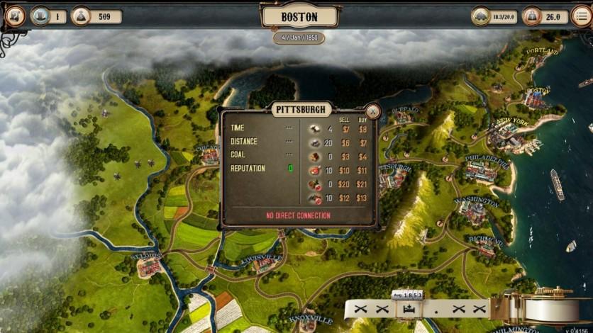 Screenshot 10 - Bounty Train: Trainium Edition