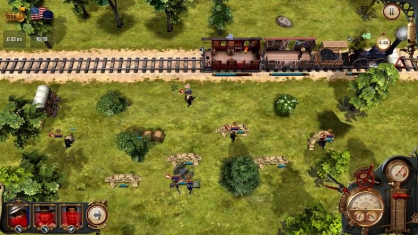 Screenshot 4 - Bounty Train: Trainium Edition