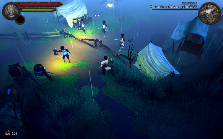 Screenshot 4 - Cross of the Dutchman