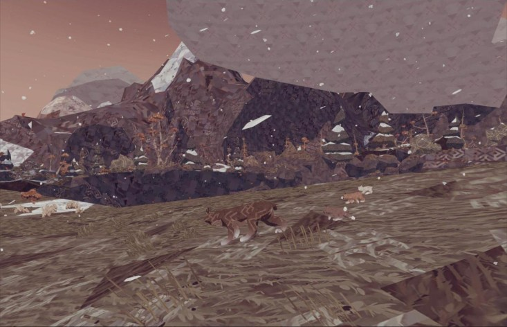 Screenshot 8 - Shelter 2 - Mountains