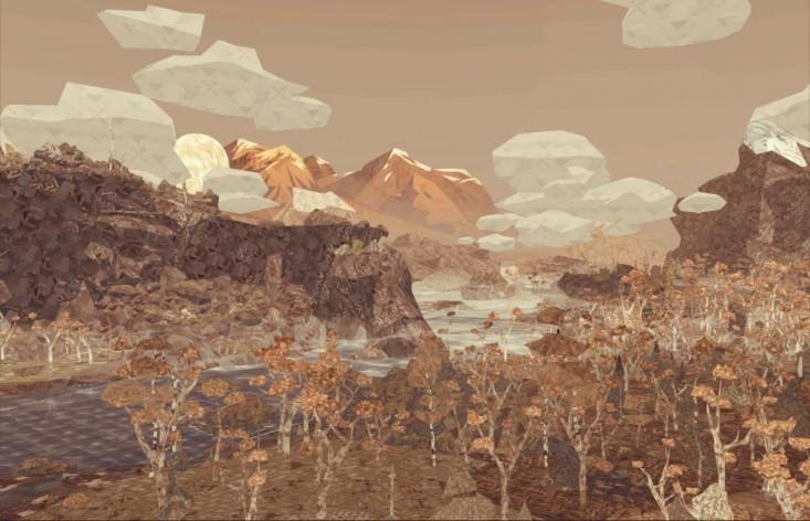 Screenshot 2 - Shelter 2 - Mountains