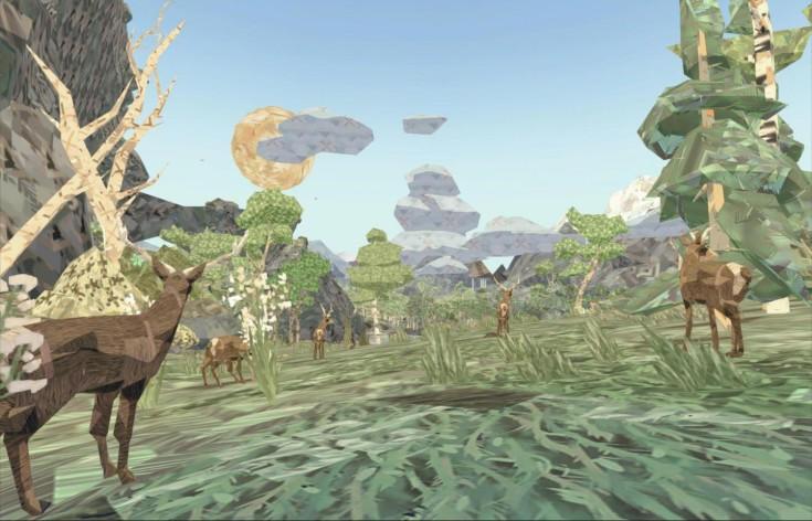 Screenshot 5 - Shelter 2 - Mountains