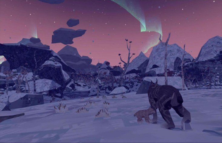 Screenshot 6 - Shelter 2 - Mountains
