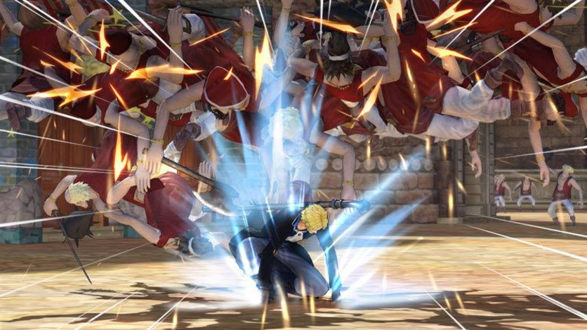 Screenshot 4 - One Piece Pirate Warriors 3