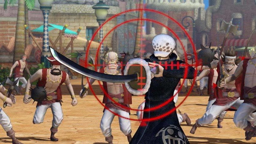 Screenshot 6 - One Piece Pirate Warriors 3