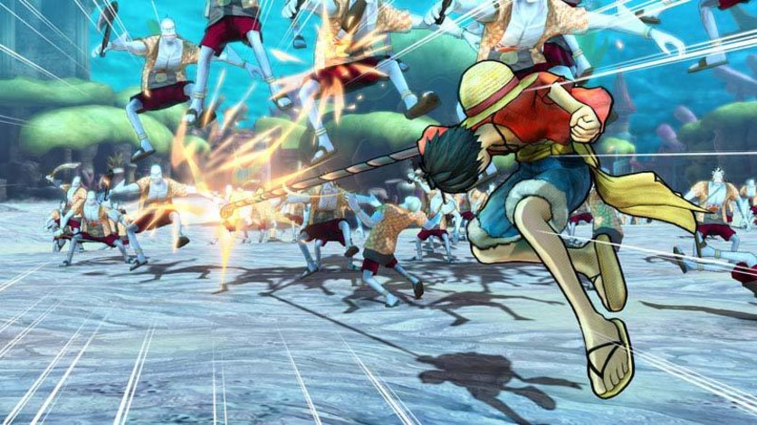 Screenshot 2 - One Piece Pirate Warriors 3