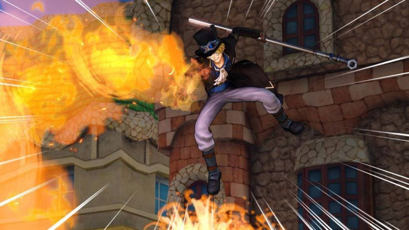 Screenshot 3 - One Piece Pirate Warriors 3 - Story Pack