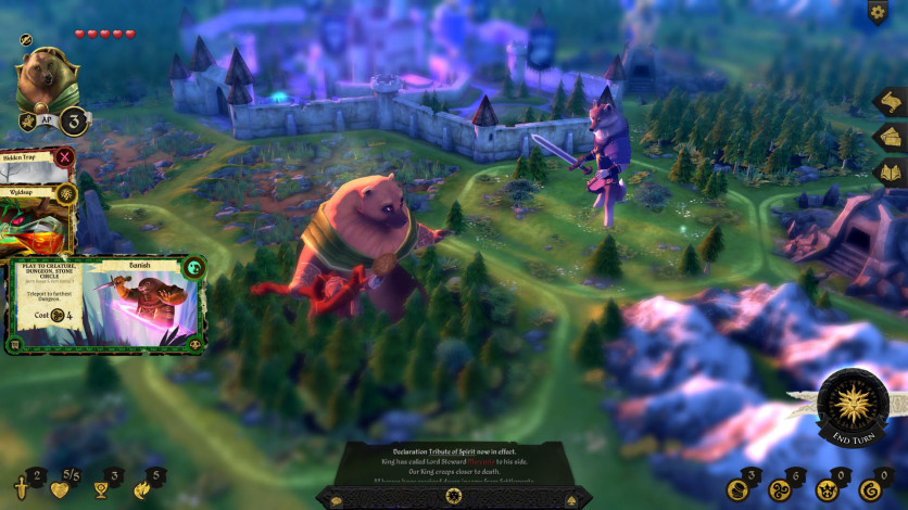 Screenshot 4 - Armello