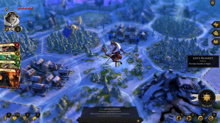 Screenshot 5 - Armello
