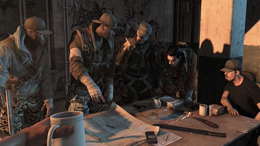 Screenshot 4 - Dying Light: The Bozak Horde