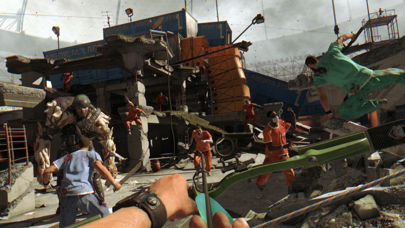 Screenshot 2 - Dying Light: The Bozak Horde