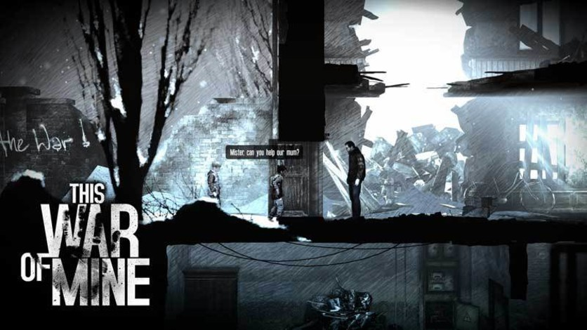 Screenshot 6 - This War of Mine