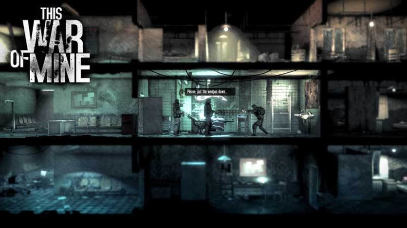 Screenshot 4 - This War of Mine