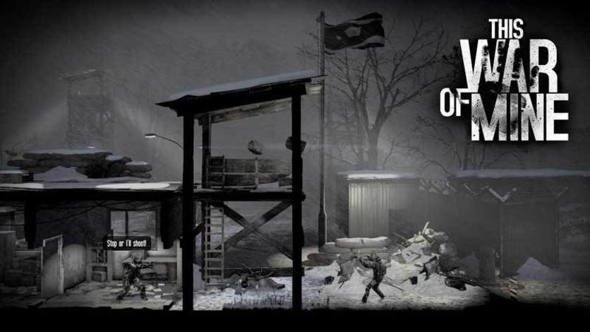 Screenshot 9 - This War of Mine