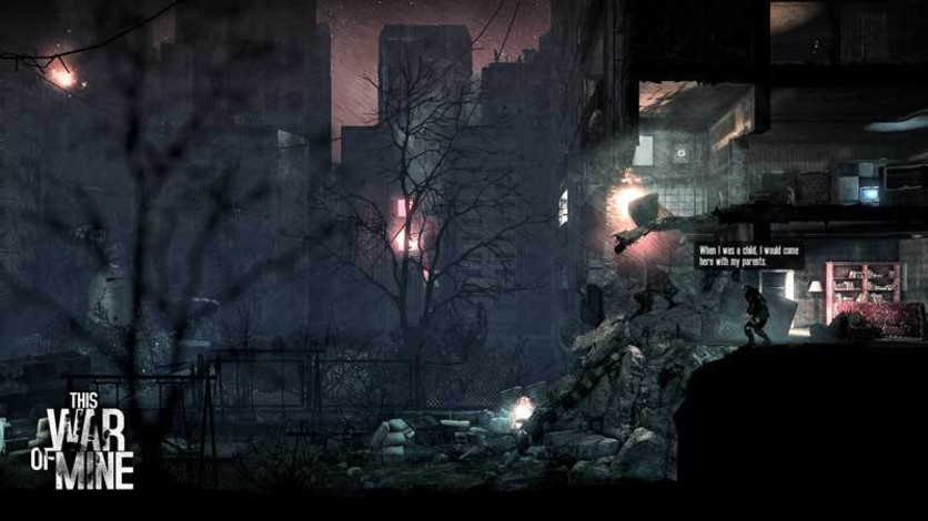Screenshot 5 - This War of Mine