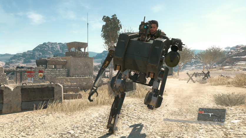Screenshot 4 - Metal Gear Solid V: The Phantom Pain