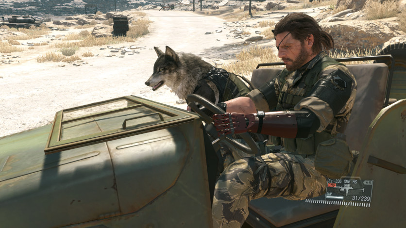 Screenshot 8 - Metal Gear Solid V: The Phantom Pain