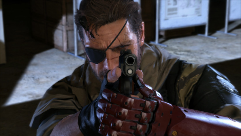 Screenshot 15 - Metal Gear Solid V: The Phantom Pain
