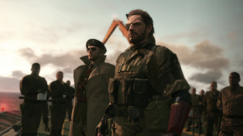 Screenshot 17 - Metal Gear Solid V: The Phantom Pain