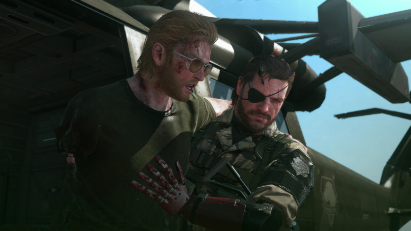 Screenshot 11 - Metal Gear Solid V: The Phantom Pain