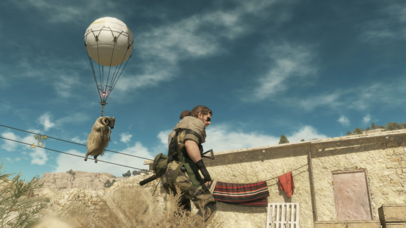 Screenshot 10 - Metal Gear Solid V: The Phantom Pain