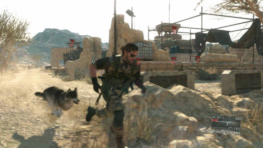 Screenshot 12 - Metal Gear Solid V: The Phantom Pain