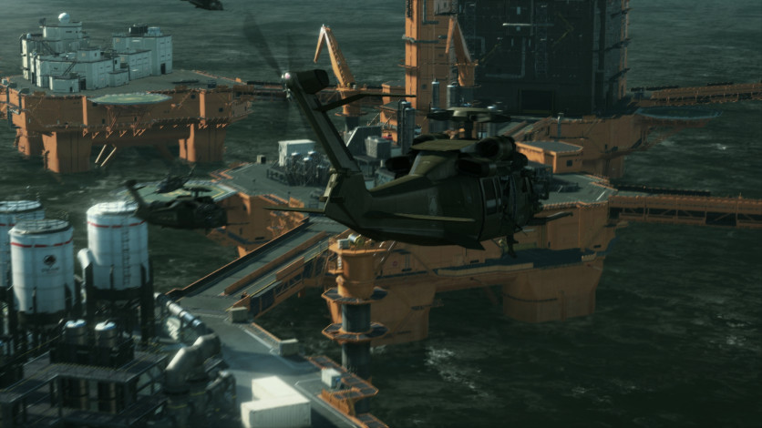 Screenshot 13 - Metal Gear Solid V: The Phantom Pain
