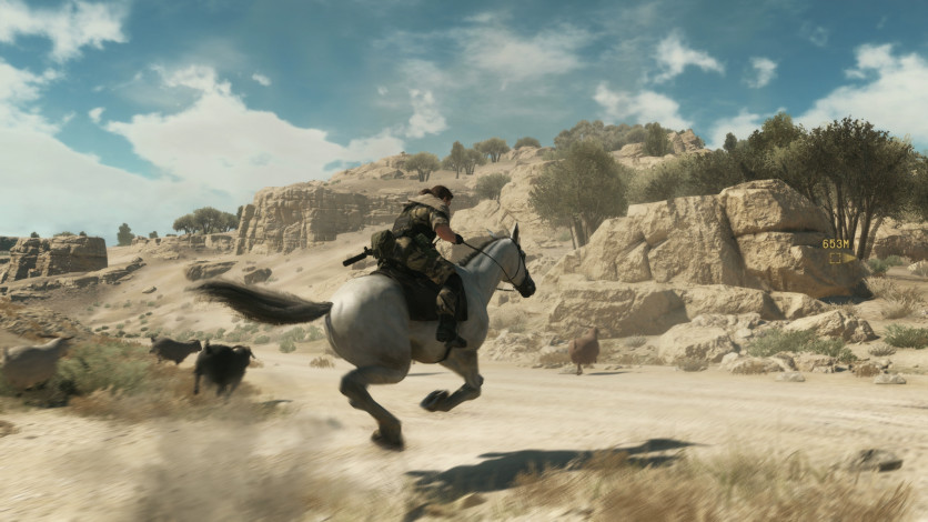 Screenshot 9 - Metal Gear Solid V: The Phantom Pain