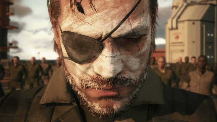 Screenshot 14 - Metal Gear Solid V: The Phantom Pain