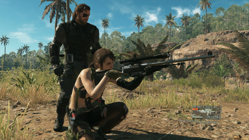 Screenshot 3 - Metal Gear Solid V: The Phantom Pain