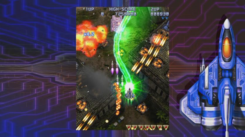 Screenshot 9 - Raiden IV: OverKill