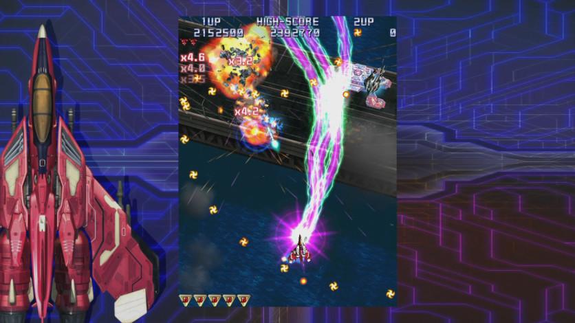 Screenshot 8 - Raiden IV: OverKill