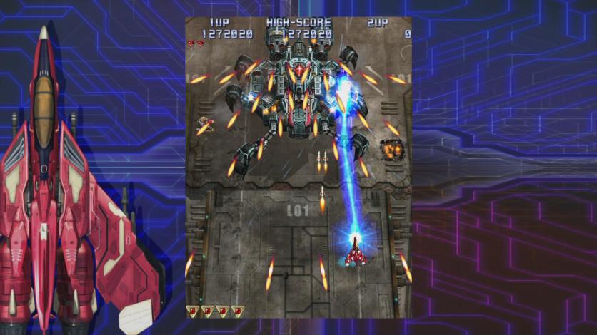 Screenshot 5 - Raiden IV: OverKill