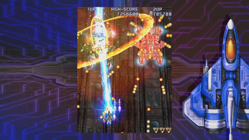 Screenshot 10 - Raiden IV: OverKill