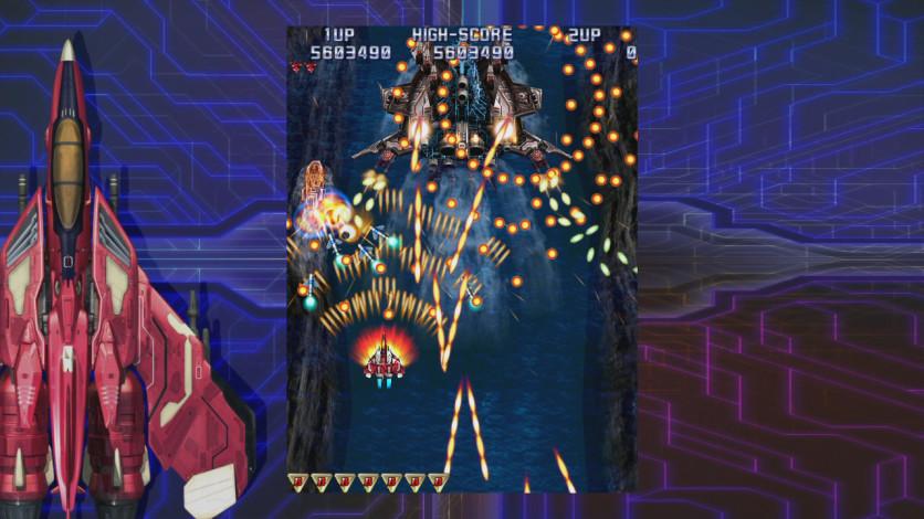 Screenshot 7 - Raiden IV: OverKill