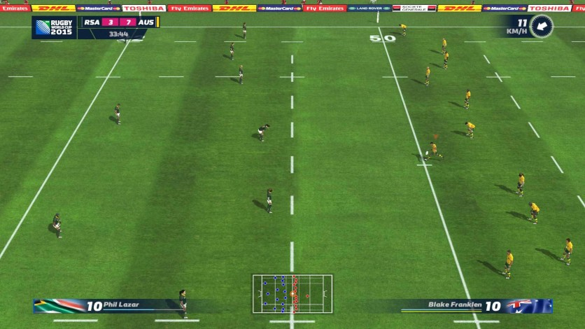 Screenshot 6 - Rugby World Cup 2015