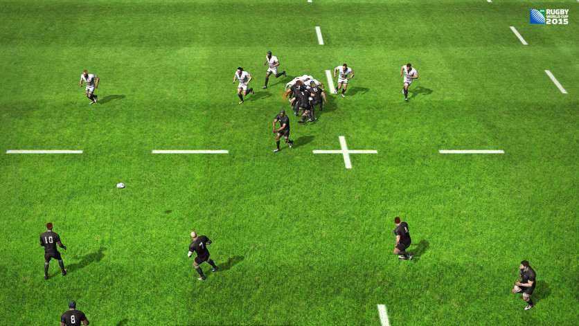 Screenshot 3 - Rugby World Cup 2015