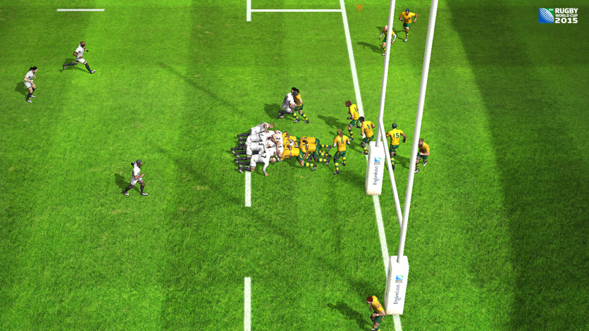 Screenshot 4 - Rugby World Cup 2015