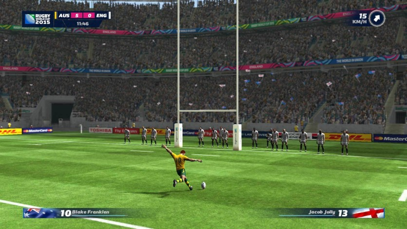 Screenshot 8 - Rugby World Cup 2015