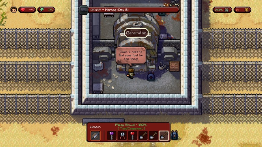 Screenshot 12 - The Escapists: The Walking Dead