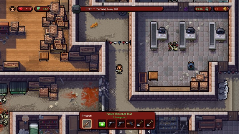Screenshot 16 - The Escapists: The Walking Dead