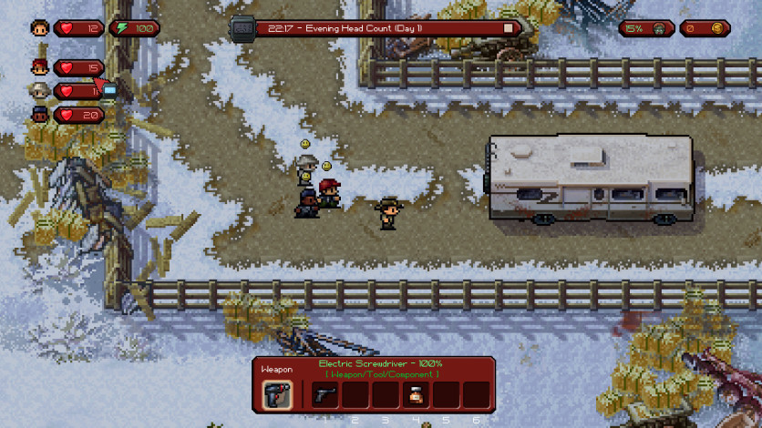 Screenshot 6 - The Escapists: The Walking Dead
