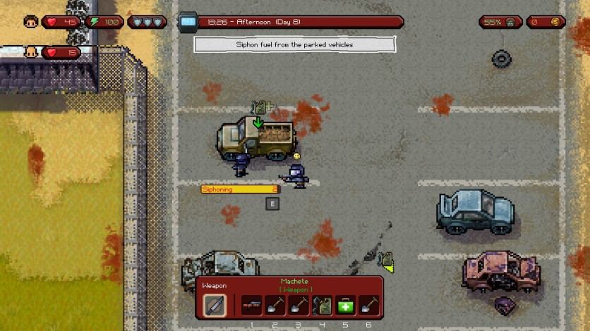Screenshot 10 - The Escapists: The Walking Dead