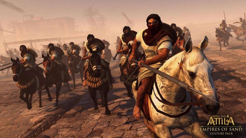 Screenshot 6 - Total War: ATTILA – Empires of Sand Culture Pack