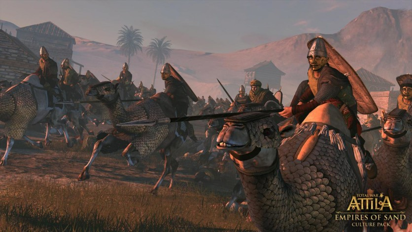 Screenshot 4 - Total War: ATTILA – Empires of Sand Culture Pack