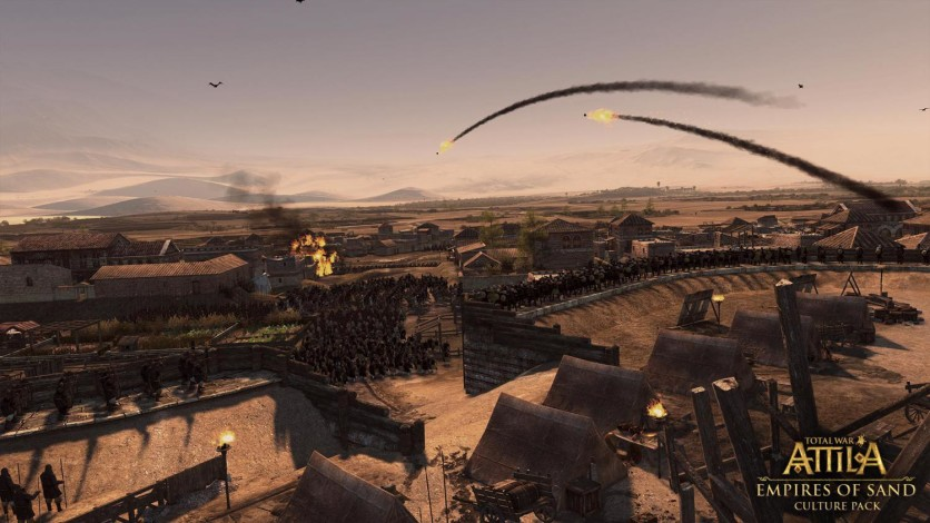 Screenshot 5 - Total War: ATTILA – Empires of Sand Culture Pack