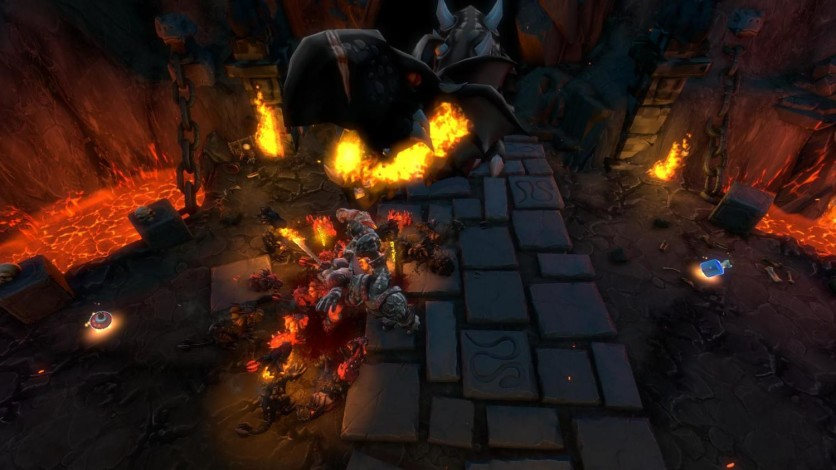 Screenshot 5 - Dungeons 2 – A Chance Of Dragons